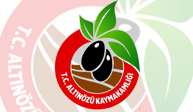 Altınözü'nün yeni logosu; Barış, kardeşlik ve bereket