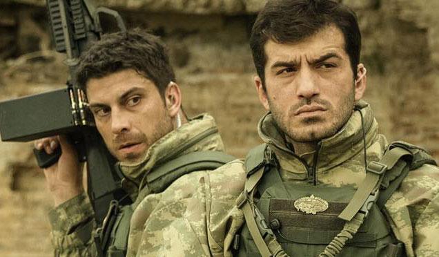 Dağ Filmi Başrol oyuncusu Ufuk Bayraktar yarın Kırıkhan'da