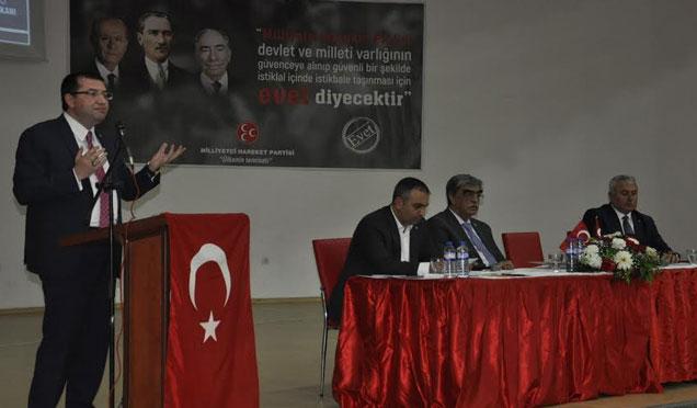"""Parsak """"1982 Darbe Anayasası Yürürlüğe Girdiği Andan İtibaren Tartışmalıdır"""""""