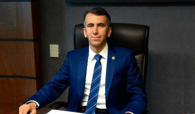 CHP Milletvekili Serkan Topal 'Hatay'ın sulama sorunu için TBMM'ye soru önergesi sundu
