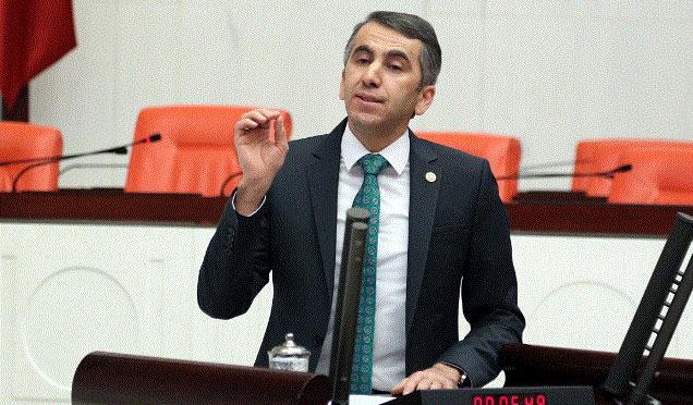 CHP Milletvekili Serkan Topal'ın acı günü