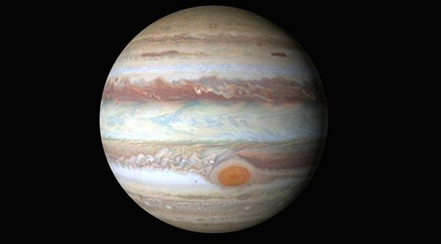 Güneş Sistemi'nin en büyük gezegeninde yeni keşif