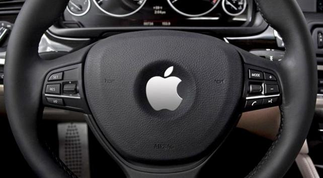 Apple sürücüsüz araç teknolojisi için izin aldı