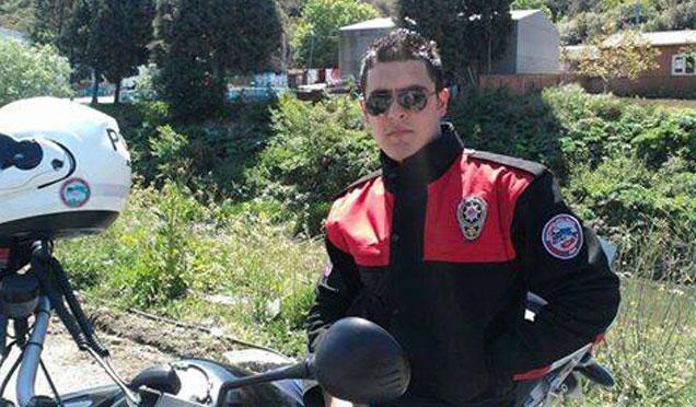 Hataylı Polis kazada hayatını kaybetti