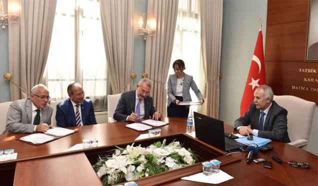 Tosyalı Holdingle okul protokolü imzalandı