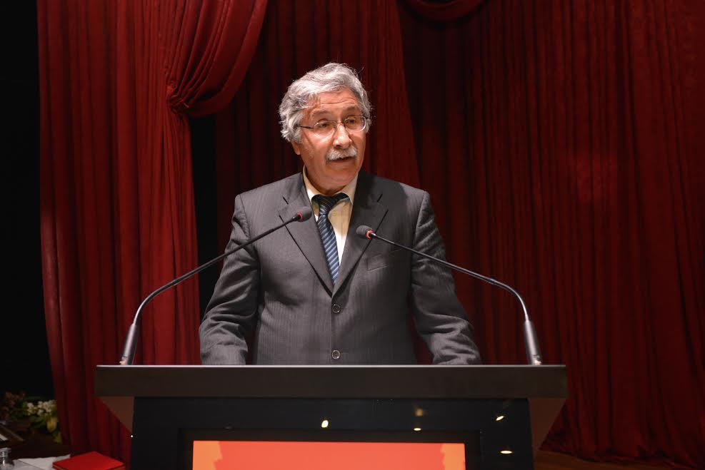 Ziraat Fakültesi Öğretim Üyesi Prof. Dr. Abdurrahman Yiğit Düzenlenen törenle emekliliğe ayrıldı