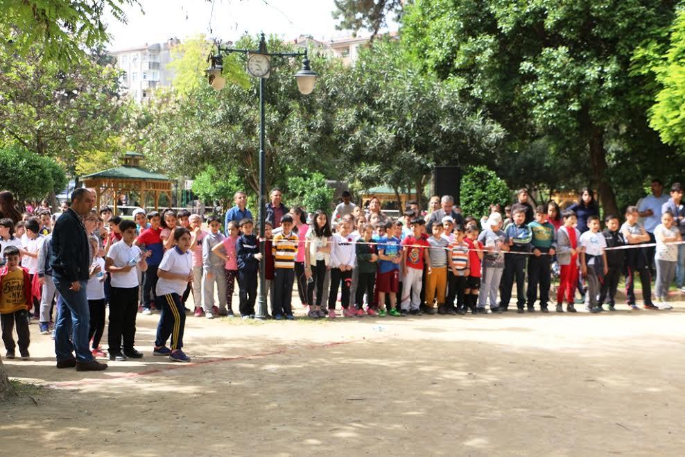 Minikler 23 Nisan Çocuk Şenliği'nde doyasıya eğlendi