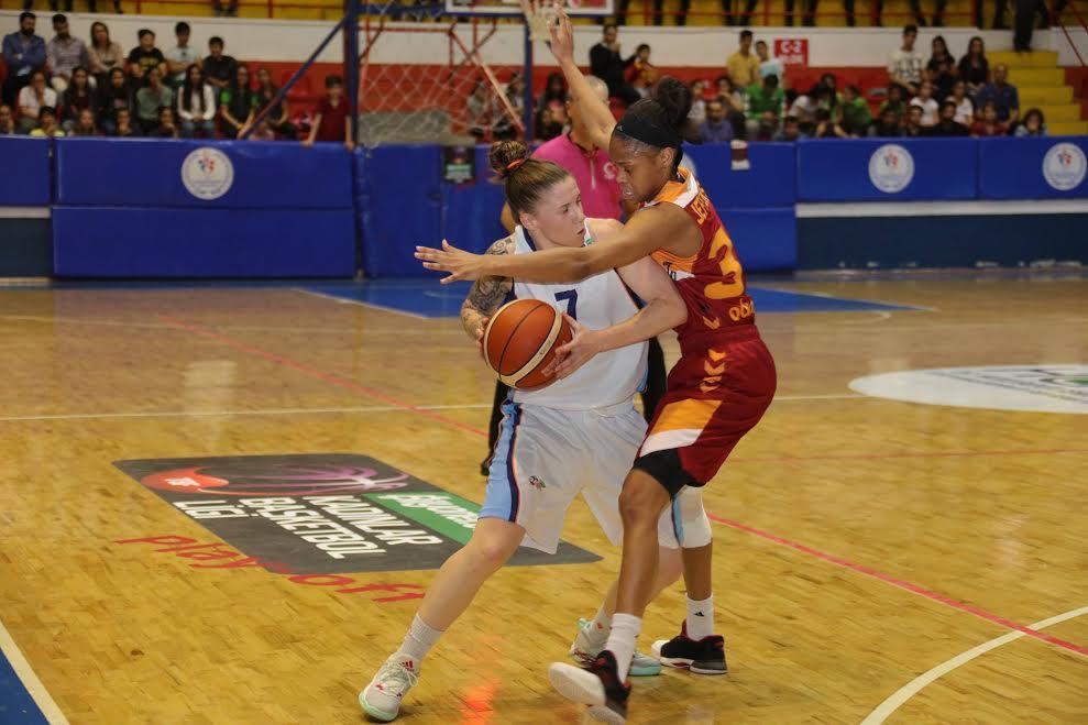 Hatay Büyükşehir Belediyespor: 81-87: Galatasaray
