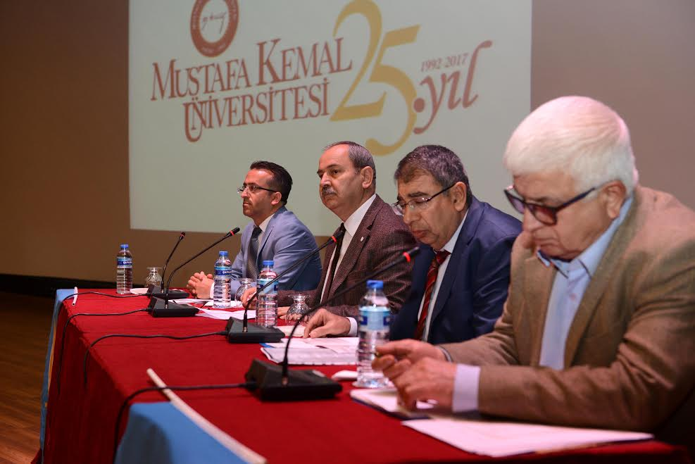 Mkü'de Suriye'deki Türkmen varlığı konuşuldu