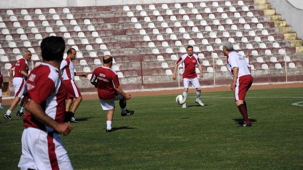 33. Erhan Aksay Futbol Turnuvası için çalışmalar başladı