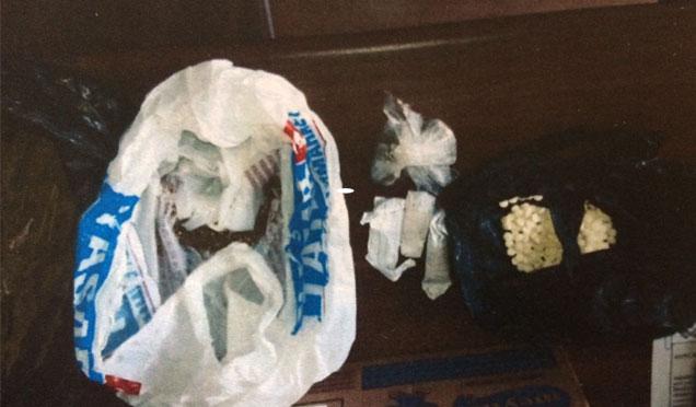 Kırıkhan'da uyuşturucu operasyonu