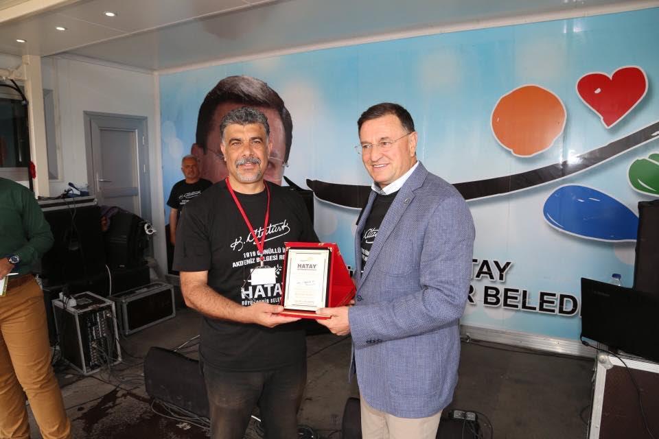 HBB Kültür ve Sosyal Daire Başkanlığı Akdeniz Bölge rekoru kıran etkinlik düzenledi