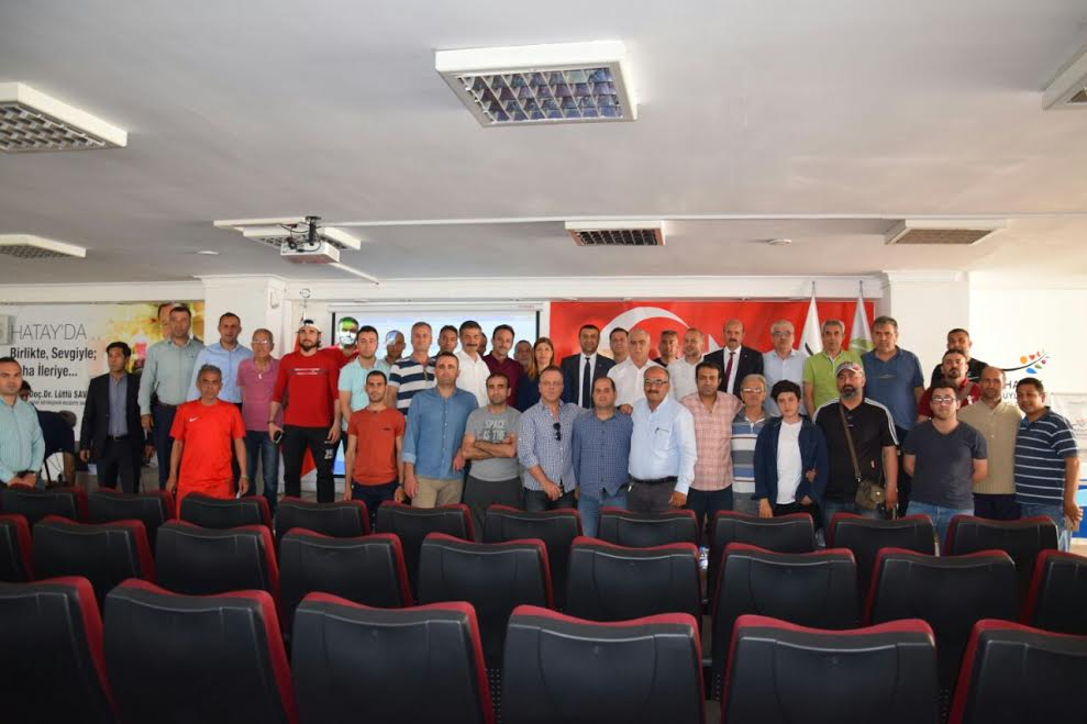33'üncü Erhan Aksay Futbol Turnuvası Körfez Grubu kuraları çekildi