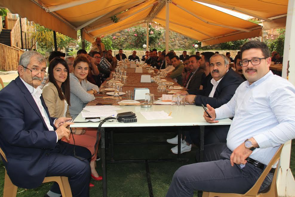 AK Parti Hatay İl Başkanı Atıç 'Aramıza fitne sokamayacaklar'