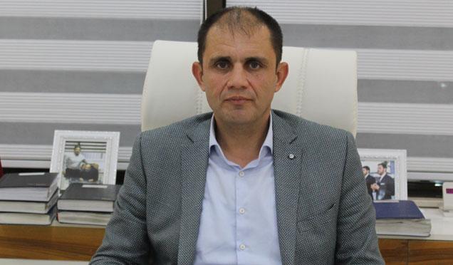 Ak Parti Kırıkhan İlçe Başkanı Şıkça'dan bayram mesajı