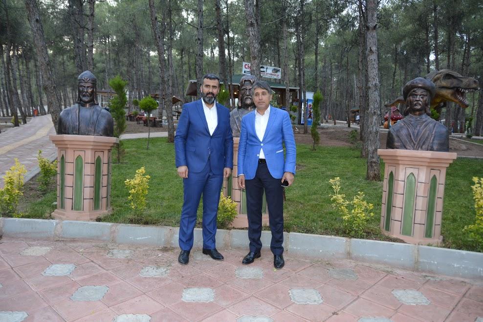 Kırıkhan Belediyesi ve Payas Belediyesi'nden Ramazan etkinliği