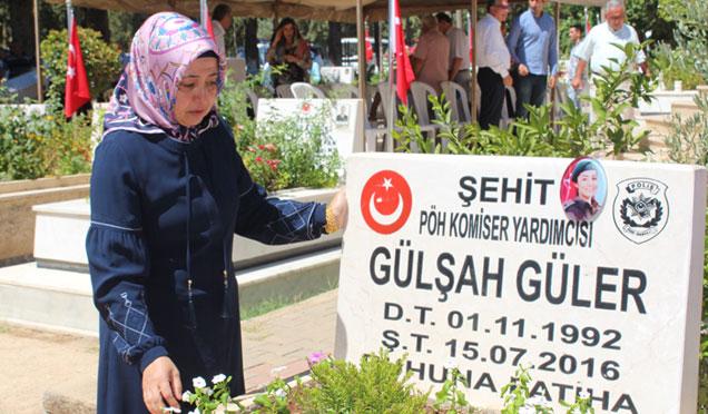 Şehit Güler'in annesi Emine Güler; 15 Temmuz'u unutmayın