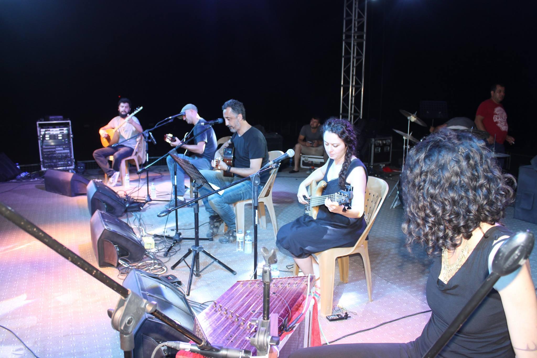 Samandağ'da Festival coşkusu