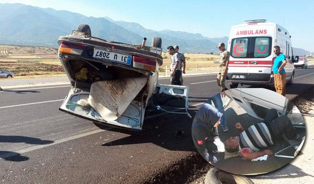 1 Haftada 108 kaza; 1 ölü 105 yaralı