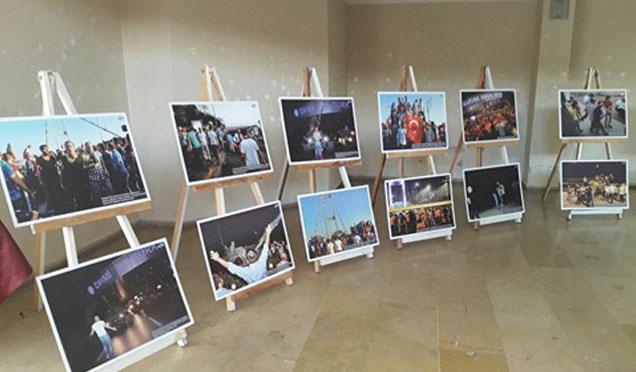 İskenderun'da 15 Temmuz resim sergisi açılacak