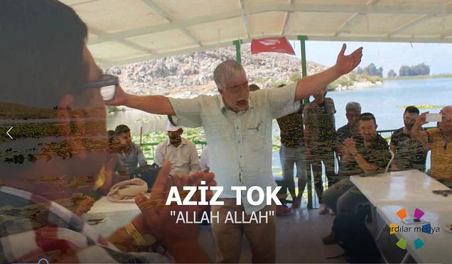 Yörenin güçlü sesi Aziz Tok Kırıkhan'da Klip çekti