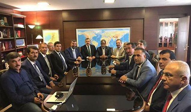 Belediye Başkanlarından Ankara çıkarması