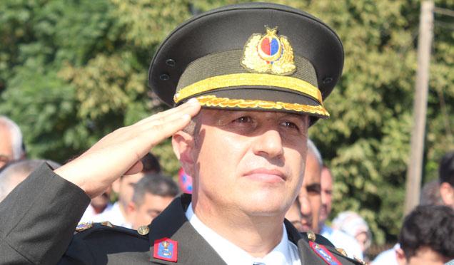 İlçe Jandarma Komutanı Temel Aday Binbaşı oldu