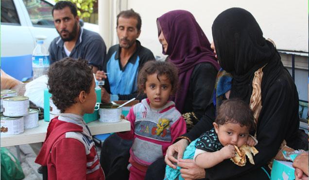 5 Kişilik araçtan 23 kaçak göçmen çıktı