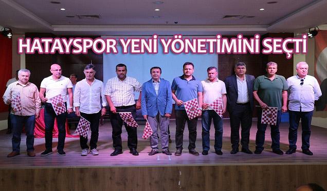 Kırıkhan'dan Rahmi Vardı da Yönetimde