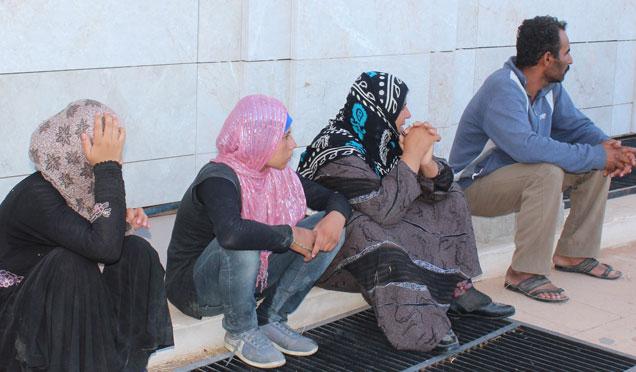 Kırıkhan'da 15 kaçak göçmen yakalanarak sınır dışı edildi
