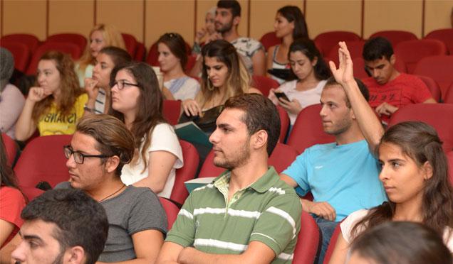 Öğrencilere Farabi Değişim Programı anlatıldı