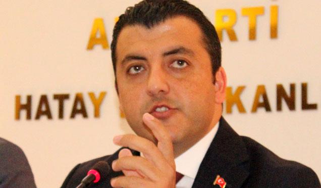 Ak Parti Hatay İl Başkanı Ahmet Atıç istifa etti