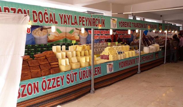 Anadolu kervanı Samandağ yeni çarşıda