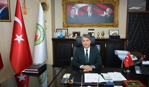 Başkan Yavuz'dan Cumhuriyet bayramı mesajı