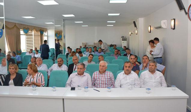 Antakya belediye meclisi 1 kasım'da toplanacak