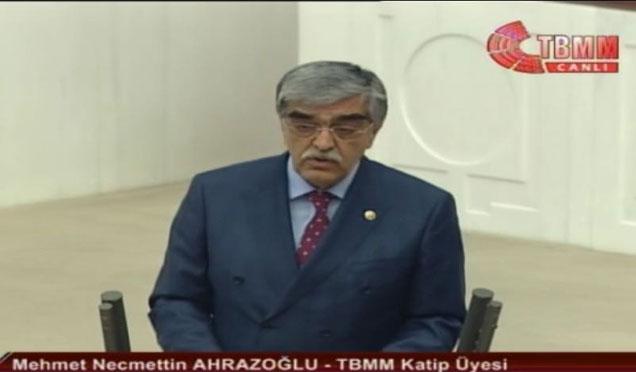 MHP Hatay milletvekili Ahrazoğlu Türkiye'nin güvenliğini konuştu