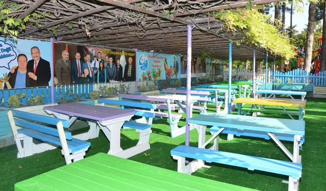 Antakya otizmliler sosyal tesisi ve umut kafe 1 aralık'ta açılıyor