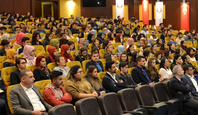 MKÜ'de diyabet günü etkinliği