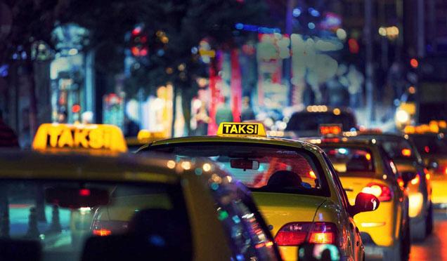 Arsuz'da yeni taksi durağı hizmete girecek