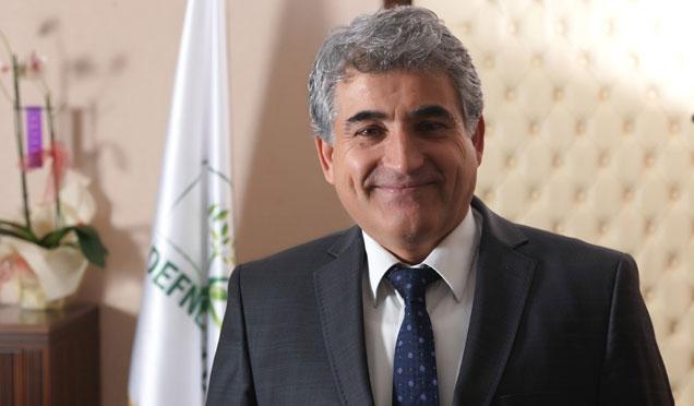 """Defne belediye başkanı Yaman; """"Engelsiz bir yaşam diliyorum"""""""