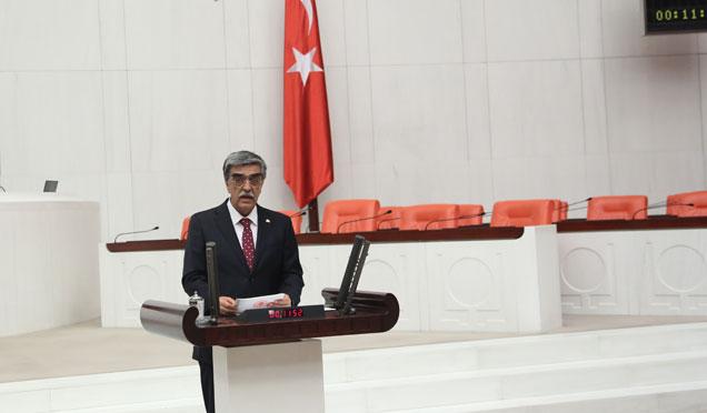 MHP Hatay milletvekili Ahrazoğlu'nun içme ve kullama suyu açıklaması