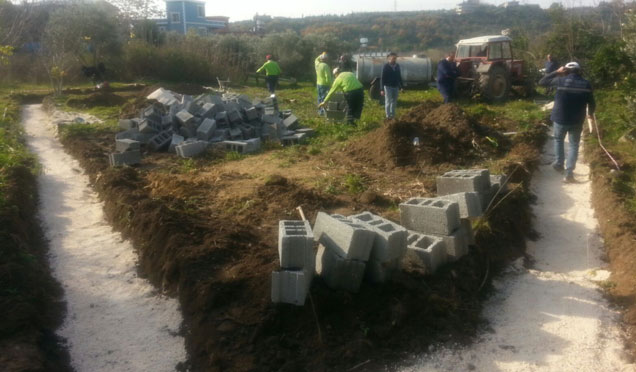 Defne Belediyesi park ve yeşil alan çalışmaları devam ediyor