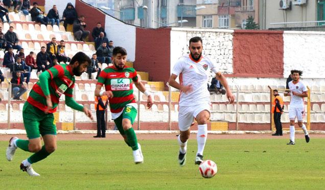 Hatayspor 1-1 Denizlispor