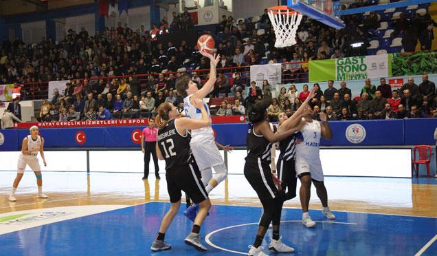 HBB Kadın Basketbol Takımı yine galip geldi