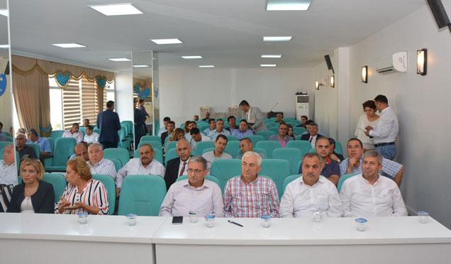 Antakya Belediye Meclisi Ocak ayı olağan toplantısı