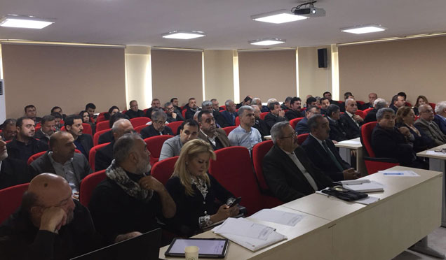 Defne Belediyesi, Hatay İli Planlama Çalışmaları ikinci tur toplantıları