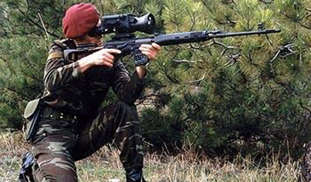 Hatay'da çatışma! Bir PKK'lı terörist etkisiz hale getirildi