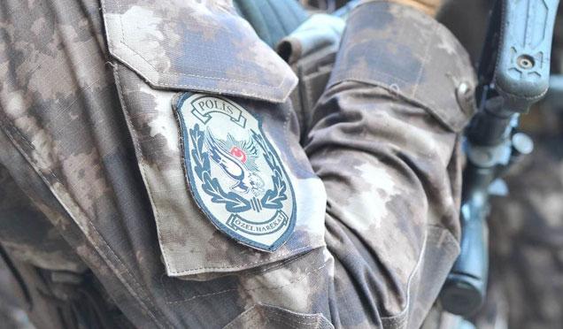 JandarmaÖzel Harekat ve Polis Özel Harekat ekipleri Hatay'da
