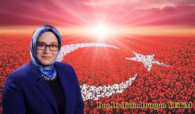 Doç. Dr. Tülin Durgun Yetim gazetecilere açıklama yaptı