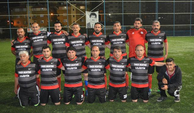 34. Erhan Aksay futbol turnuvası hazırlıkları başladı